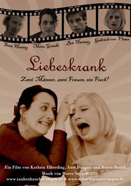 Liebeskrank - interaktiver Stummfilm