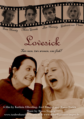 Lovesick - an interactive silent movie